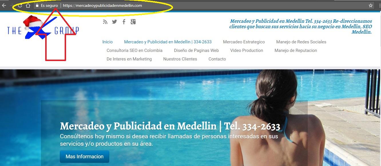 Certificado SSL en Colombia | 305 307 6505 | Adquieralo Ya!